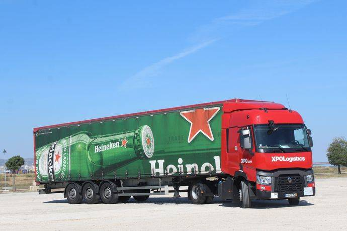 Sociedade Central de Cervejas e Bebidas renueva con XPO Logistics