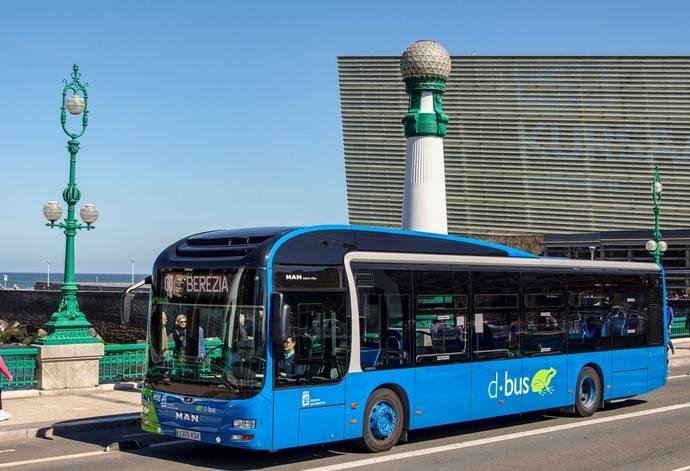 Dbus adjudica a MAN la compra de 12 nuevos autobuses de 12 metros