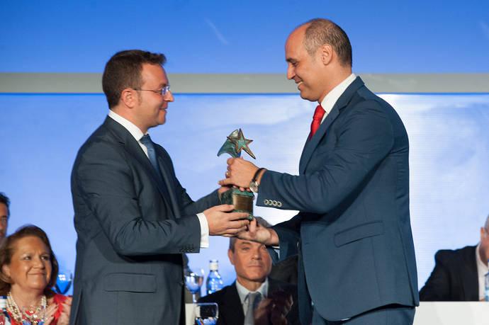 Hispacold, premio Aster a la Trayectoria Empresarial