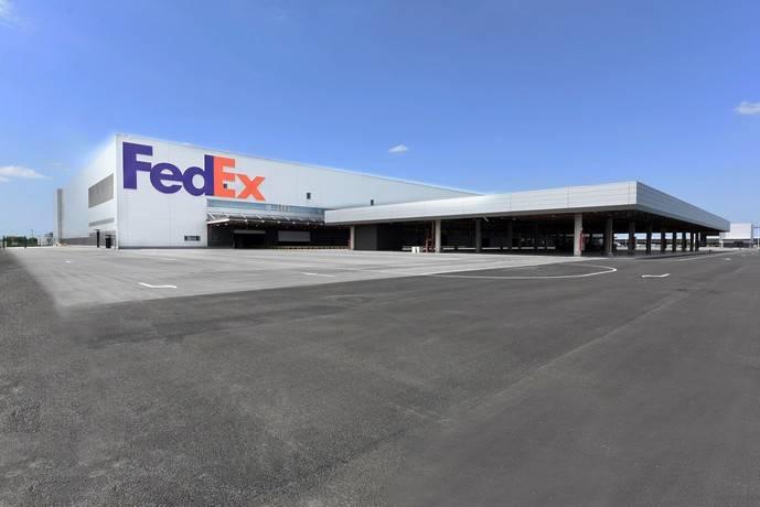 FedEx aumenta su fortaleza en Asia con nuevo hub en Shanghái
