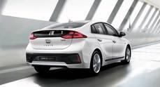 Hyundai IONIQ: un salto hacia adelante en vehículos híbridos