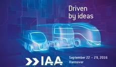 Imagen promocional de la IAA 2016