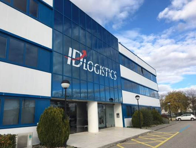 Nueva plataforma ID Logistics para Yves Rocher