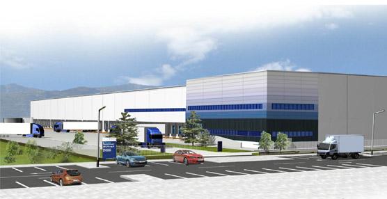 Construcción de un Centro de Transportes en Paredes de Nava