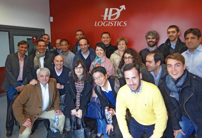ID Logistics celebra su International Development Seminar en Madrid