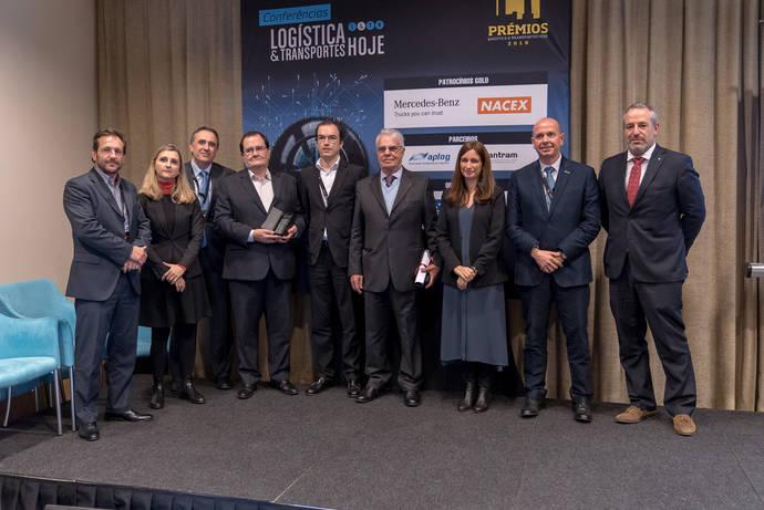 Nacex es 'Mejor Operador de Mensajería' en Portugal