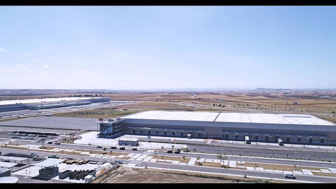 FM Logistic decide ampliar su plataforma de Illescas, en Toledo