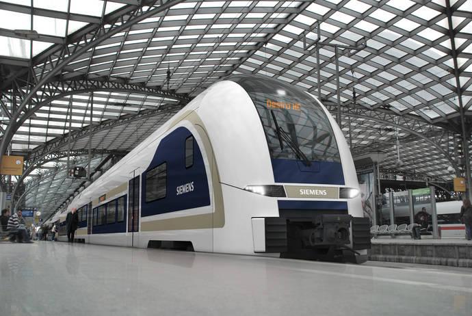 Premios iF Design para tecnología de ferrocarriles de Siemens