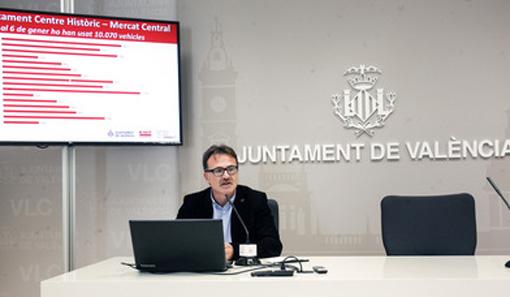 La EMT Valencia registra 96,1 millones de viajeros, durante el año 2018