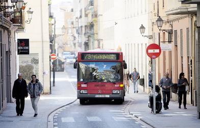 EMT Valencia cierra el año 2019 con un incremento de 779.000 usuarios