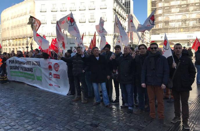 Se firma el acuerdo que pone fin a cinco meses de huelga en Avanza Interurbanos