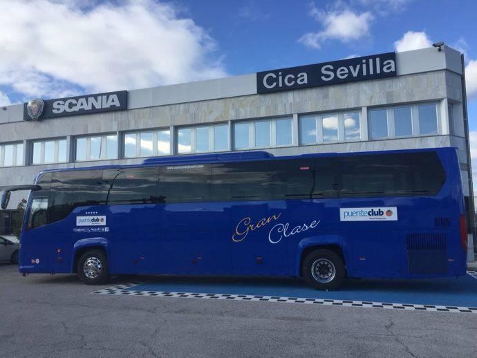 Autocares Europa Bus incorpora una unidad Scania Touring 410CV
