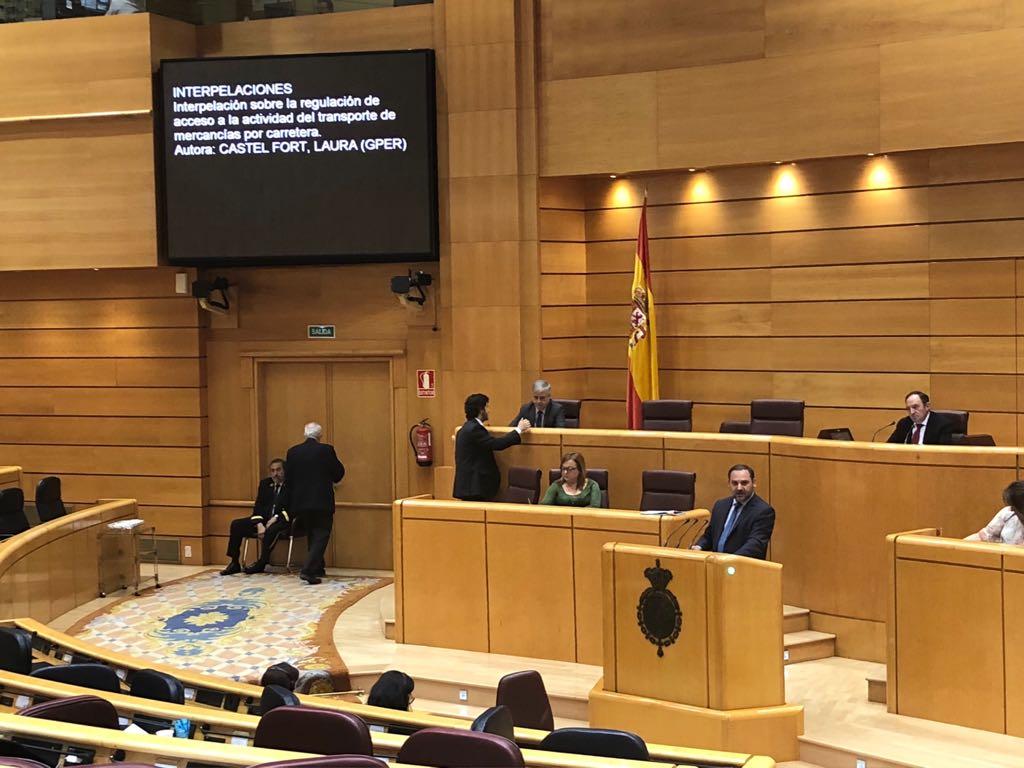 España se adherirá a la alianza europea para combatir el 'dumping' social en el transporte