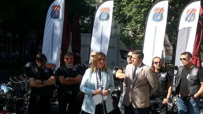Fenadismer acude a campaña seguridad vial 'En la carretera, cerveza SIN'