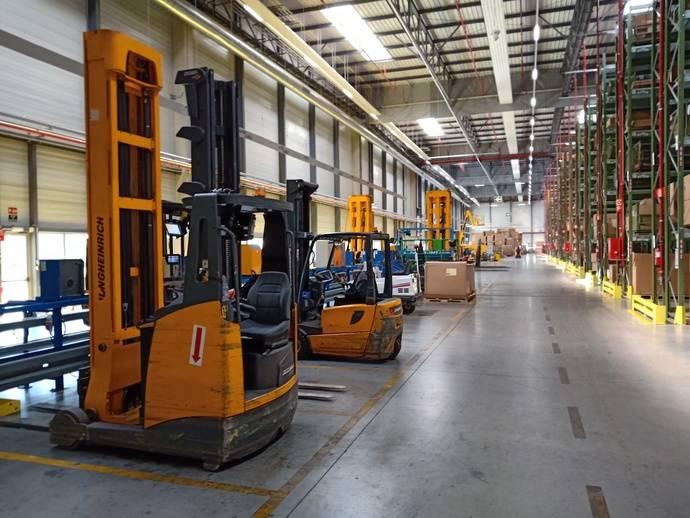 La inversión en el mercado logístico superará los 1.200M de euros en 2018