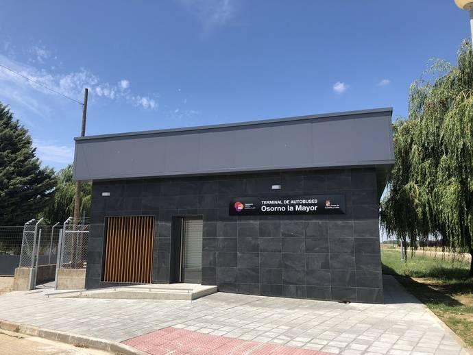 Finalizan las obras de la estación de autobuses de Osorno