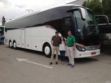 Juan Ruiz adquiere su primer ComfortClass 500