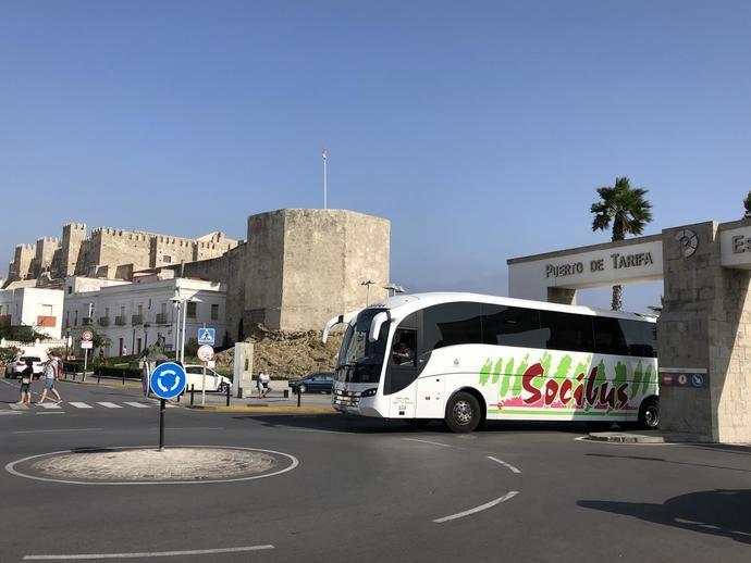 Socibus inicia servicio diario entre Córdoba y Tarifa