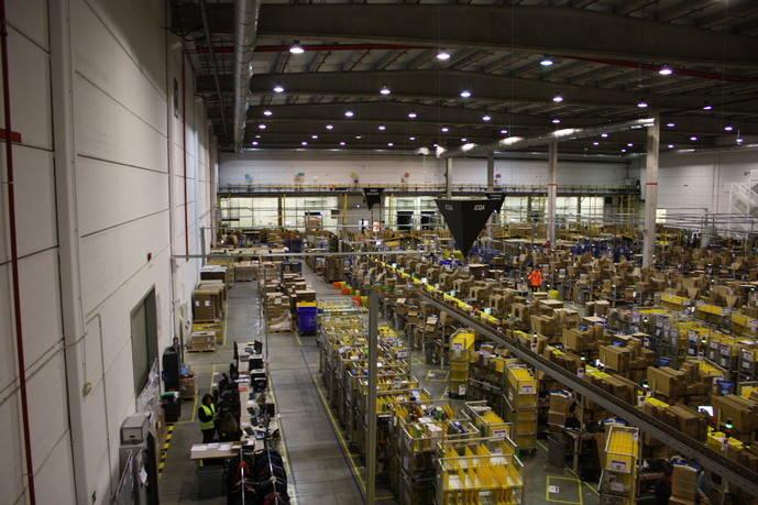 Amazon lanza el Programa Paneuropeo de Logística de Amazon