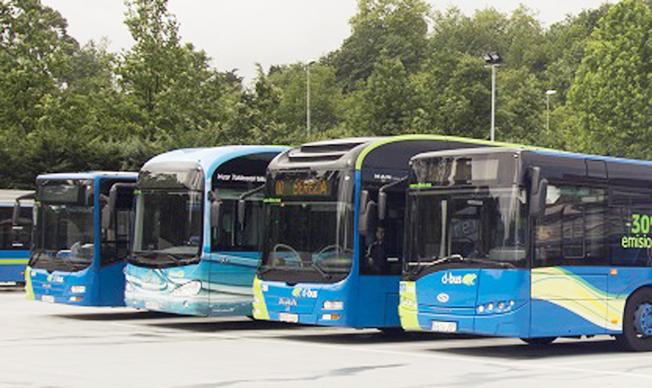 Líneas 26, 41 y B4 de Dbus con modificaciones en Martutene desde el 22 de agosto por obras
