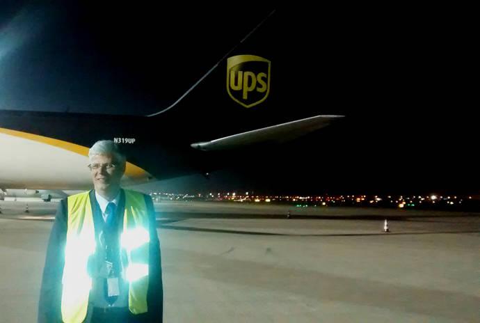 Michael Bremecker nos pone al día sobre UPS