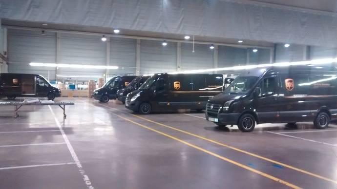 UPS prevé batir el record de envíos vacacionales
