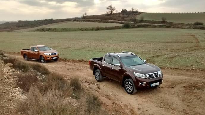 El nuevo Nissan Navara NP300 llega para cambiar la concepción de los pick up