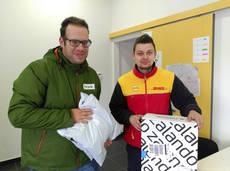 DHL y Koiki, colaboración para realizar entregas sostenibles a la carta