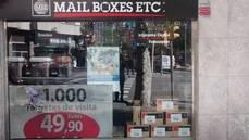 Mail Boxes Etc. estrena una nueva oficina en Móstoles