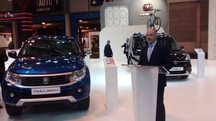 Fiat Professional desvela en Madrid Auto sus cuatro novedades para el año 2016