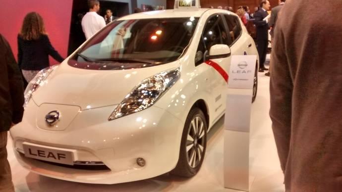 Nissan y la ciudad de Madrid apuestan por la electromovilidad