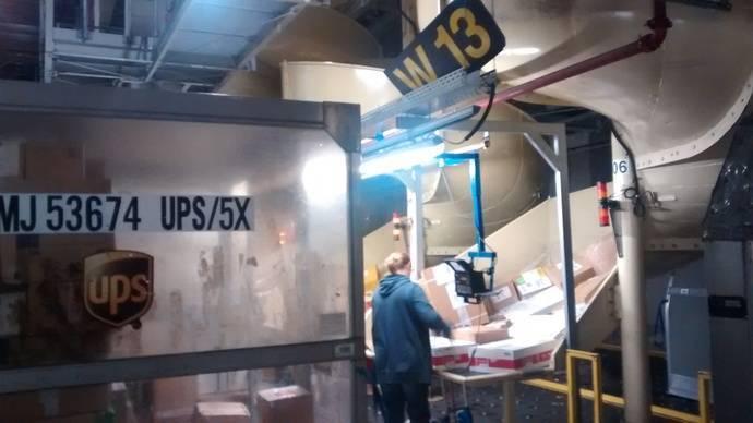 UPS acelera los envíos de EEUU a Oriente Medio