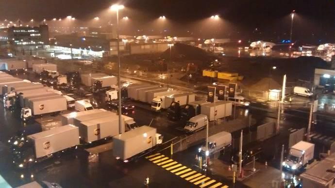 La importancia para UPS de su centro logístico en Colonia