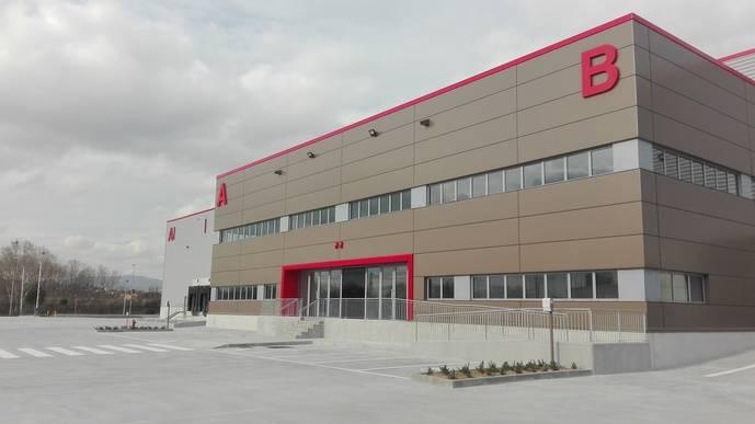 Segro amplía hasta los 54.000 m2 su parque logístico de Martorelles