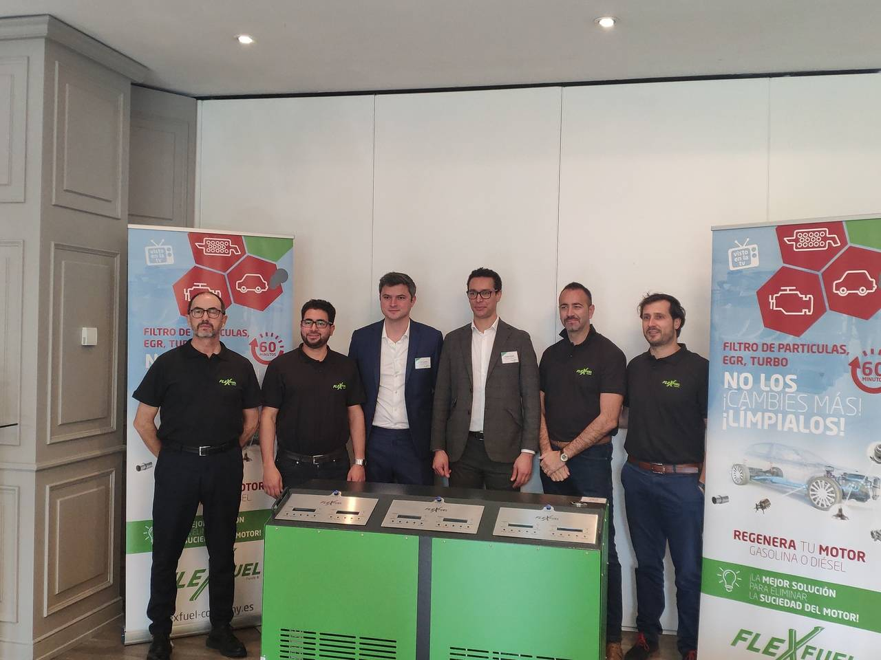 FlexFuel Energy Development lanza Hy-Carbon en España