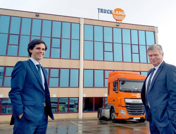 Gonzalbo, nuevo director general de Truckland España