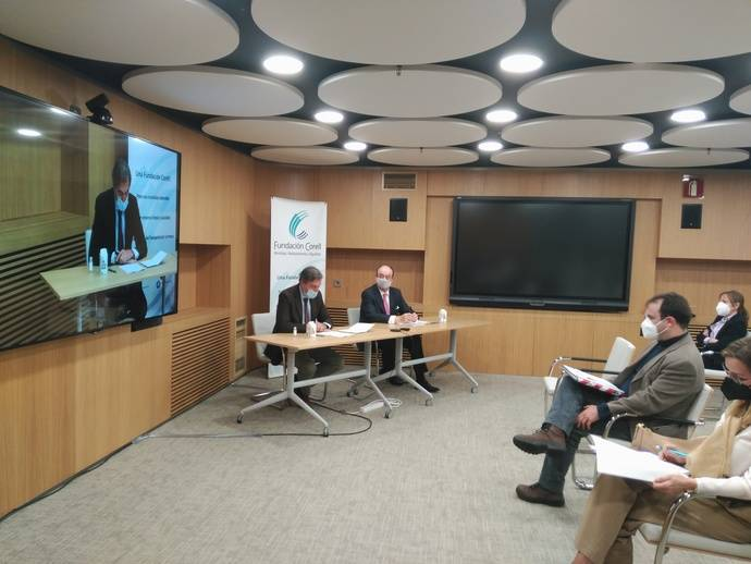 Corell hace balance del ADR 2019 y presenta novedades para 2021