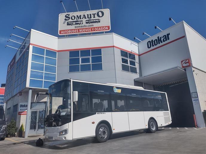 Nueva entrega de Otokar a Morales Sanchez Cevilla, SL