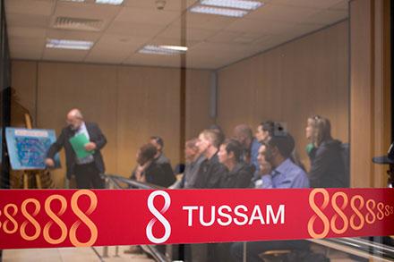 Visitan Tussam expertos Movilidad Sostenible de Nueva Orleans