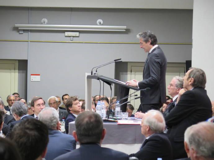De la Serna anuncia un Plan de Innovación para el transporte y las infraestructuras