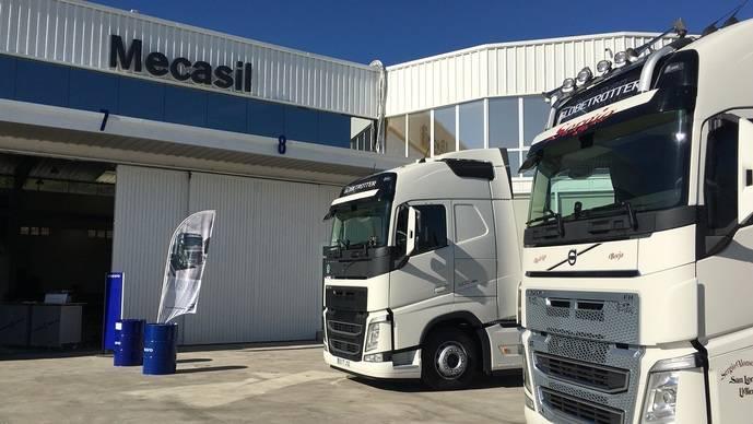 Volvo Trucks inaugura un taller en Ponferrada