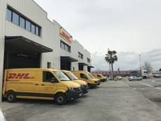 DHL Express Málaga tiene nueva instalación