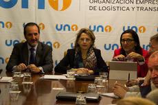 UNO pide que las aduanas no sean desventaja para el comercio en España