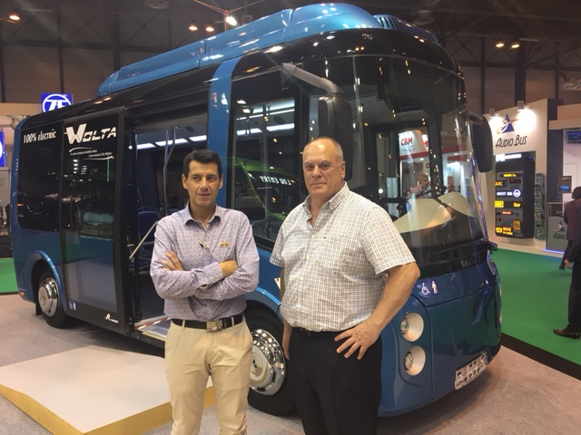 Car-bus.net amplia la red de distribución de su vehiculo electrico Wolta