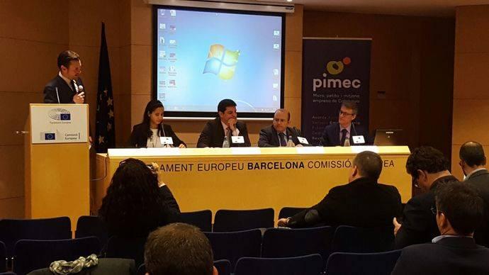 Pimec Logística, primera patronal catalana integrada en plataforma Alice