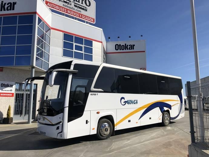 Autocares Gonca obtiene la propiedad de un Otokar Ulyso T