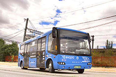 Vuelta al mundo en 80 días en autobús eléctrico
