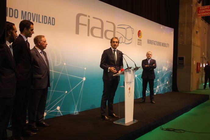 Inauguración de la FIAA 2017