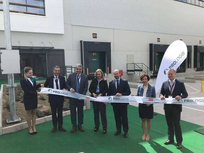 Prologis inaugura su Prologis Park San Fernando de 21.000m2 que creará 1.500 nuevos empleos