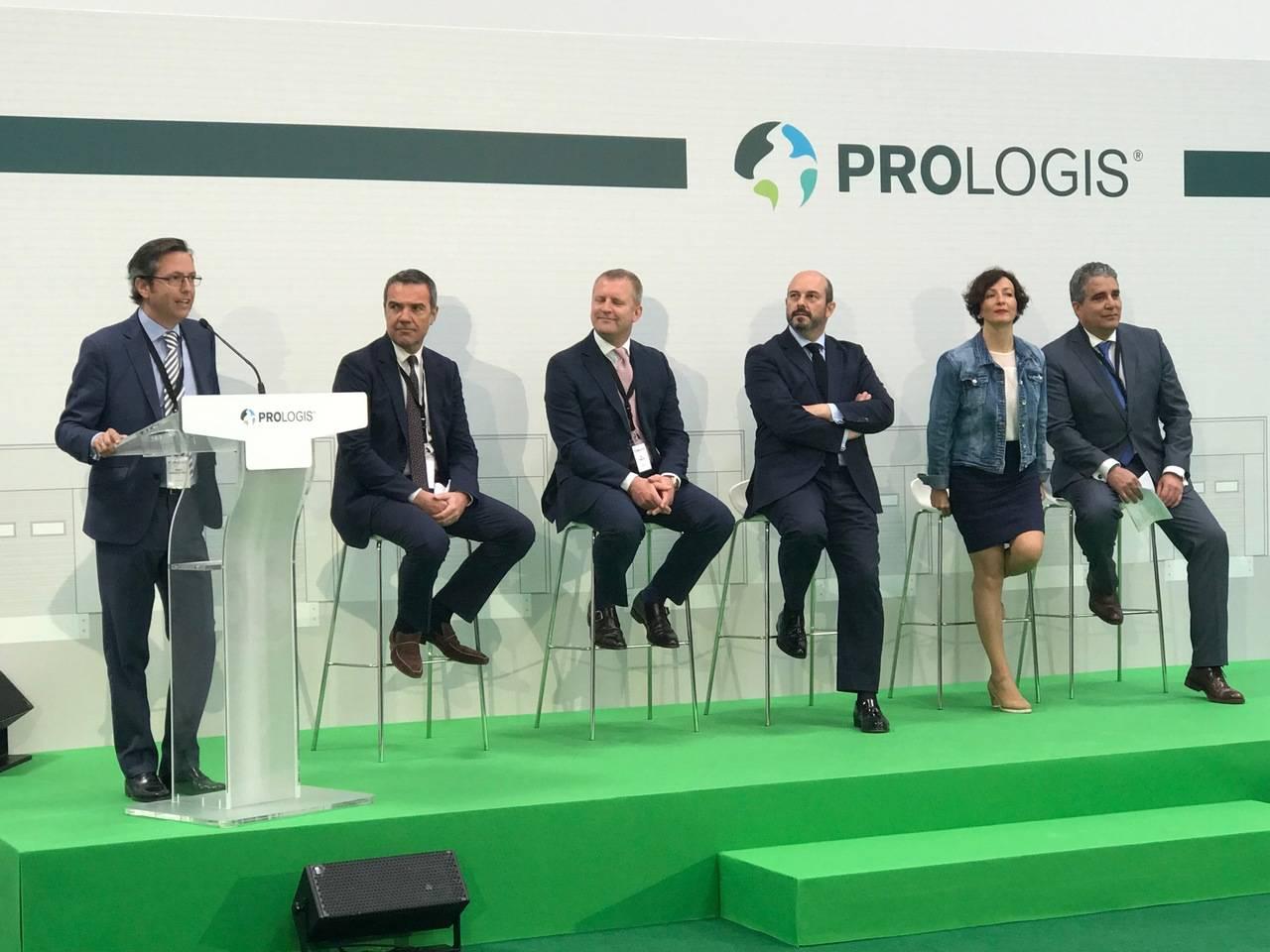Prologis inaugura su nuevo parque logístico en San Fernando